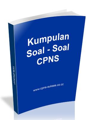Download soal-soal CPNS maupun soal-soal latihan cpns