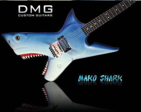 30 Amazing Guitar Designs  PsPrint Blog
