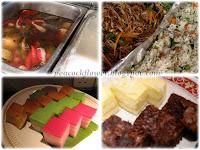 Food fare at Meisan Szechuan Restaurant, Quality Hotel KL