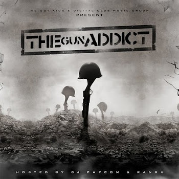 """THE GUN ADDICT"" COMPILATION / MIXTAPE"