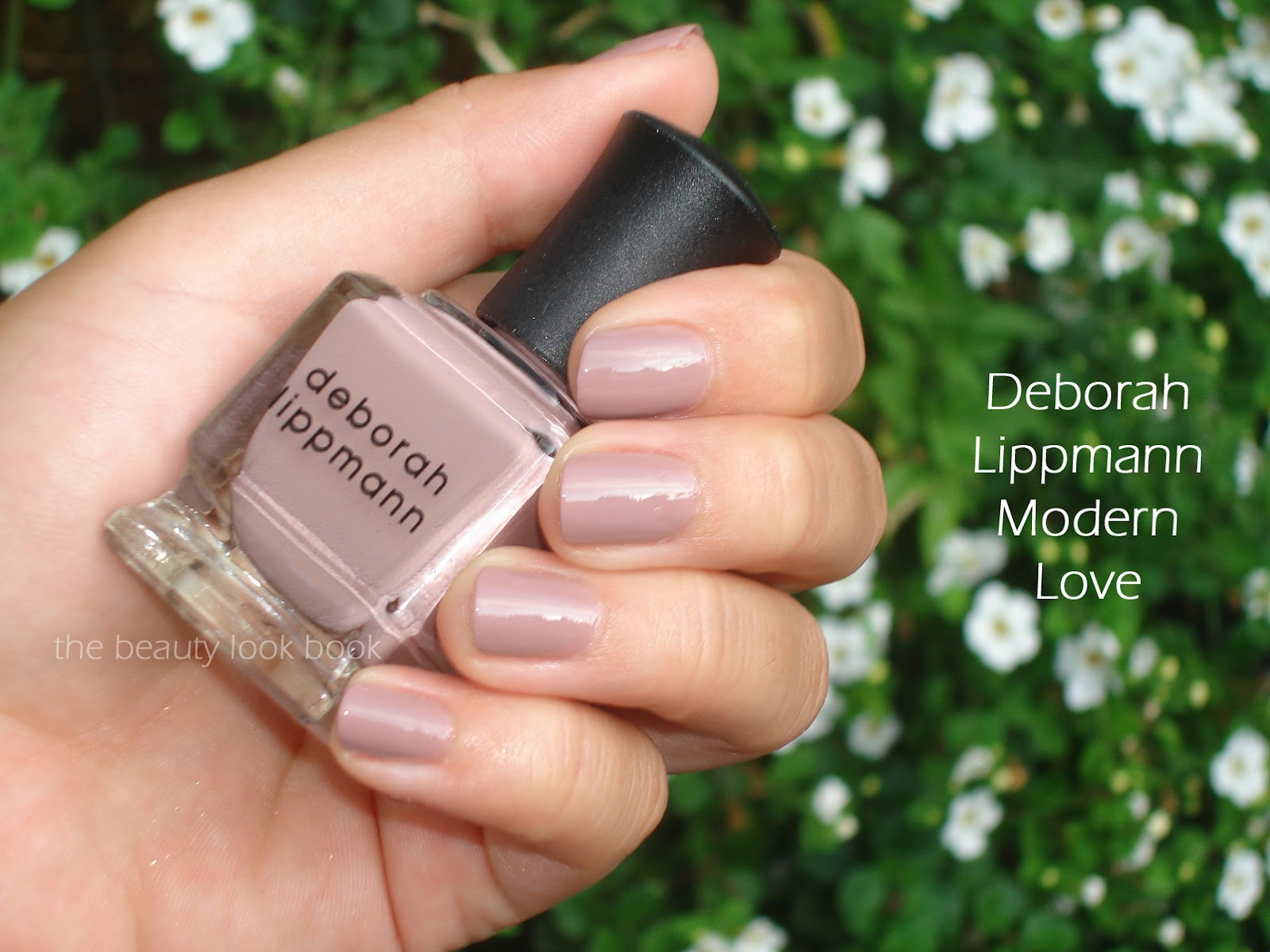 Deborah Lippmann Modern Love | The Beauty Look Book