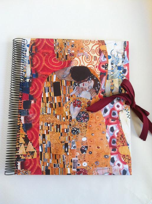Cuaderno Klimt