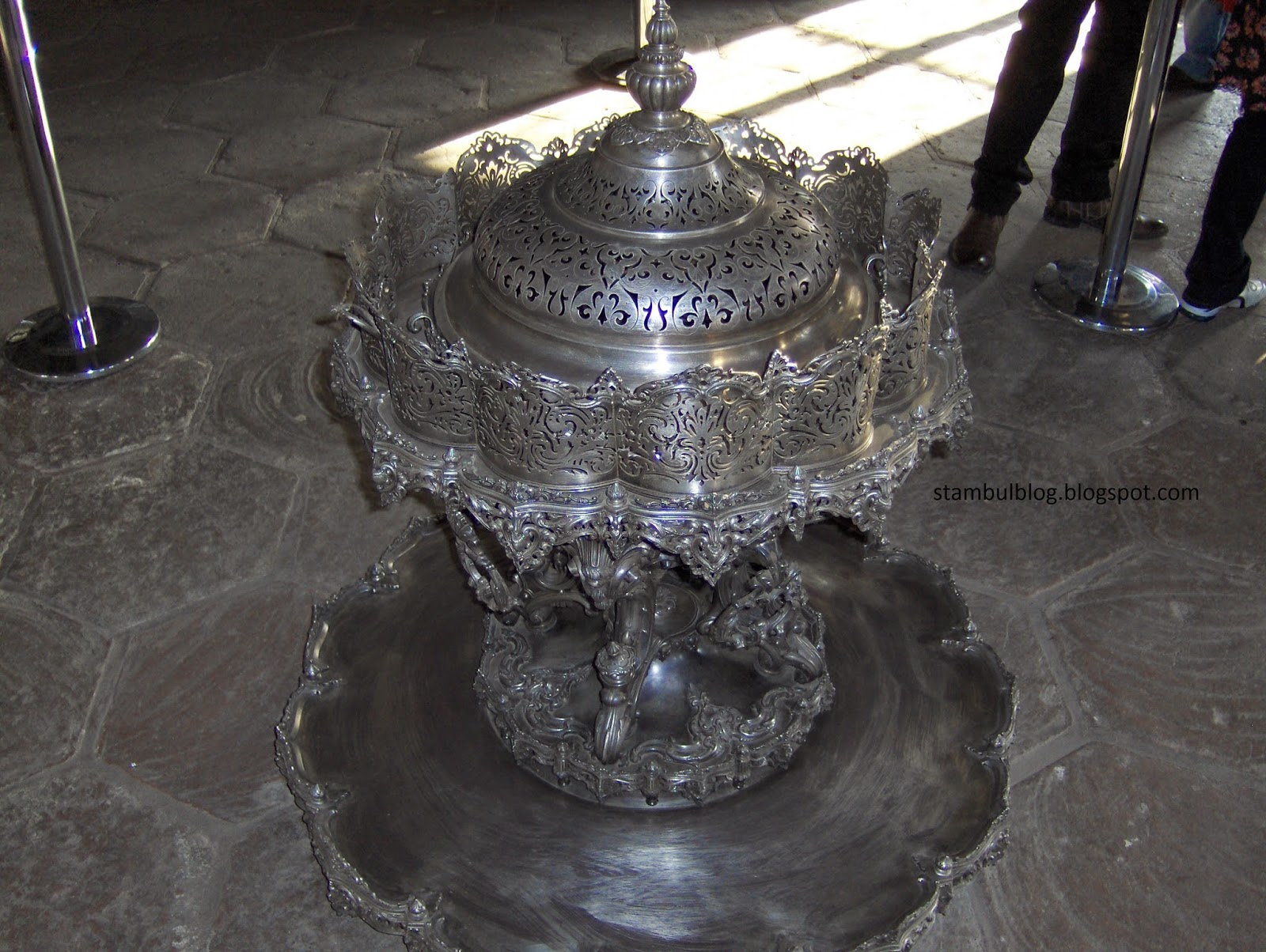резиденция турецких султанов