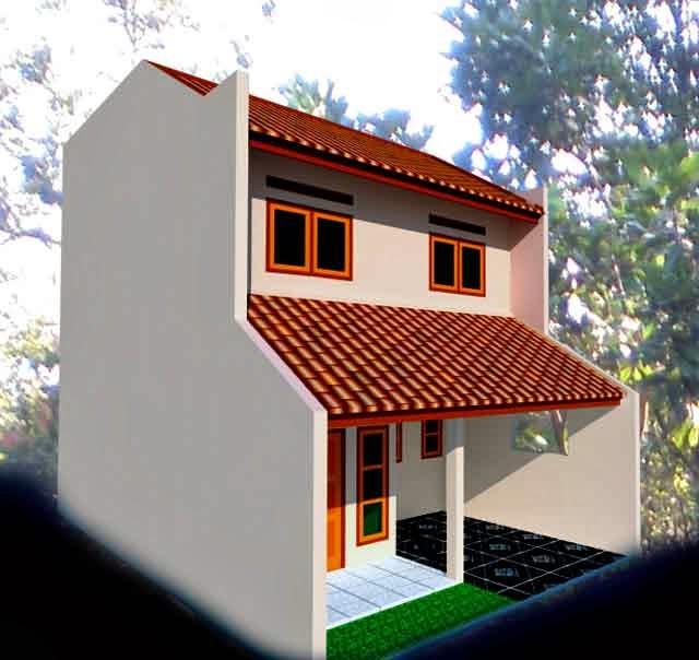 struktur rumah sederhana