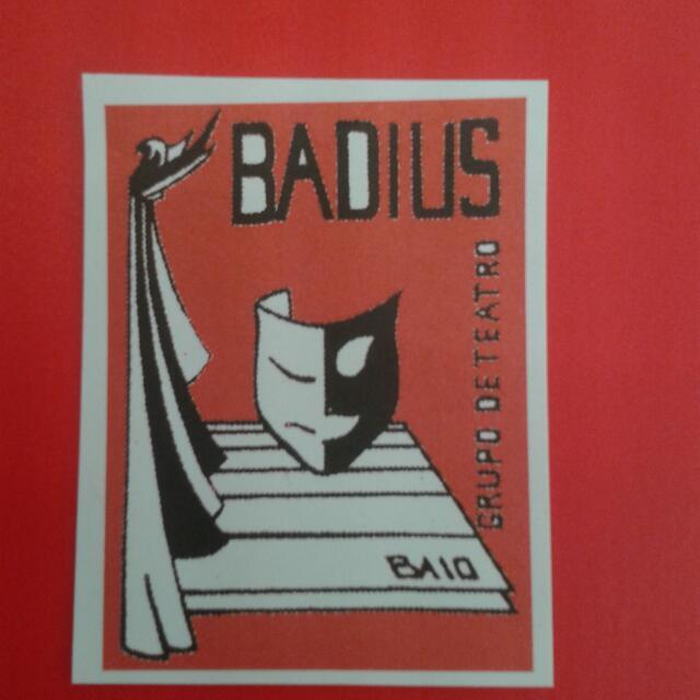 Logotipo Badius