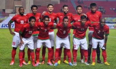 Jadwal siaran langsung Indonesia vs Myanmar 16 Desember 2013