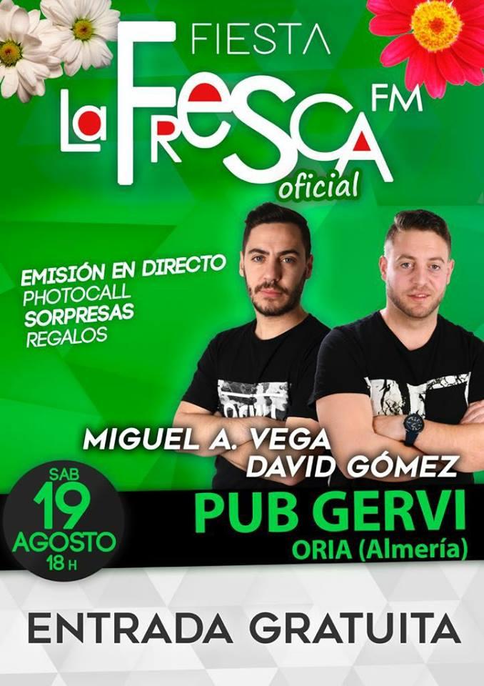 Fiesta La Fresca FM