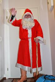 Joulupukki Tampere tuo joulun joka kotiin sopimuksen mukaan