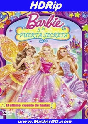 Barbie y la puerta secreta (2014) [HDRip]