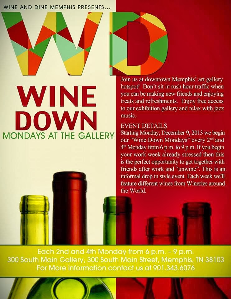 Wine Down Mondays