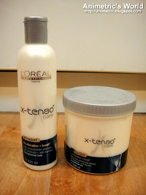 L'oreal Professionnel X-tenso Straight Care