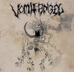 Vomit Angel - Sadomatic Evil - Music Review and Track Stream
