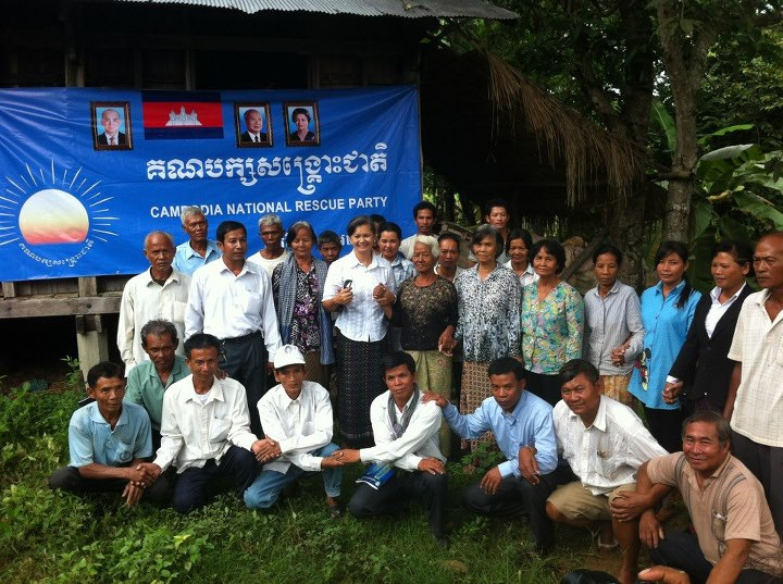 Cambodia's opposition leaders in exile to return l Al ...