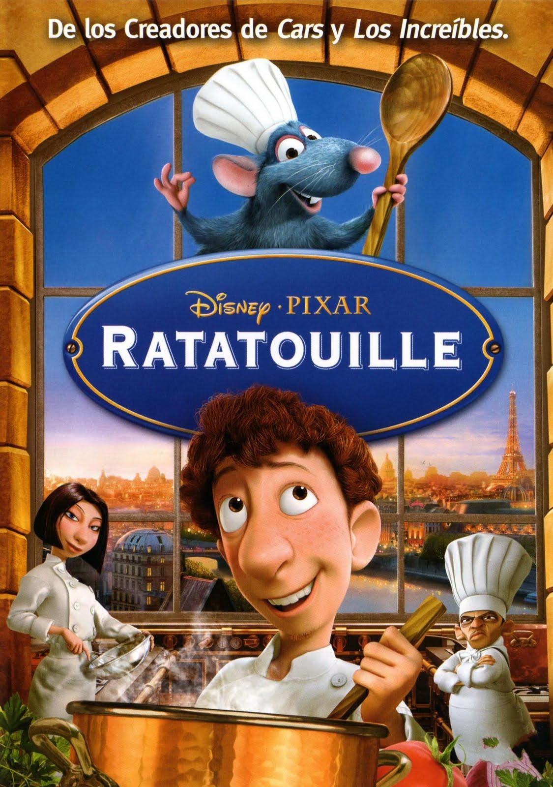 Resumen de Ratatouille (Argumento) ~ Artiteca