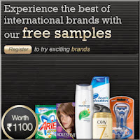 Free product Samples from rewardme
