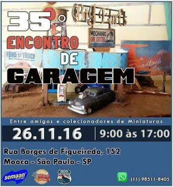 35º ENCONTRO DE GARAGEM DO JAMIL EM OFICINA ARTESANAL
