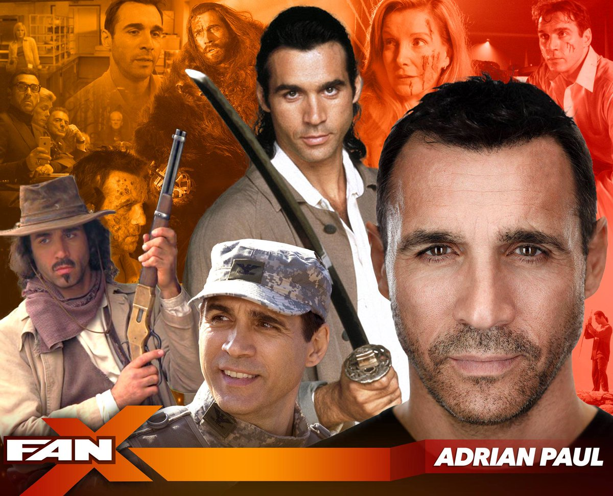 Adrian Paul Newswire
