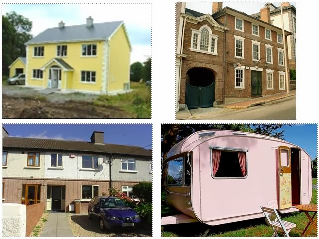 history geography and sphe site different types of houses