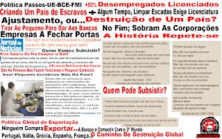vigaríce das PPP não se toca... os portugueses têm que cumprir todos os compromissos assumidos por 37 anos de ladroagem. Com é ossível que ainda haja tanto otário em Portugal