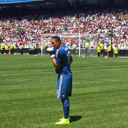 Keylor Navas ya es del Real Madrid