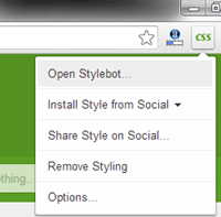 Open Stylebot