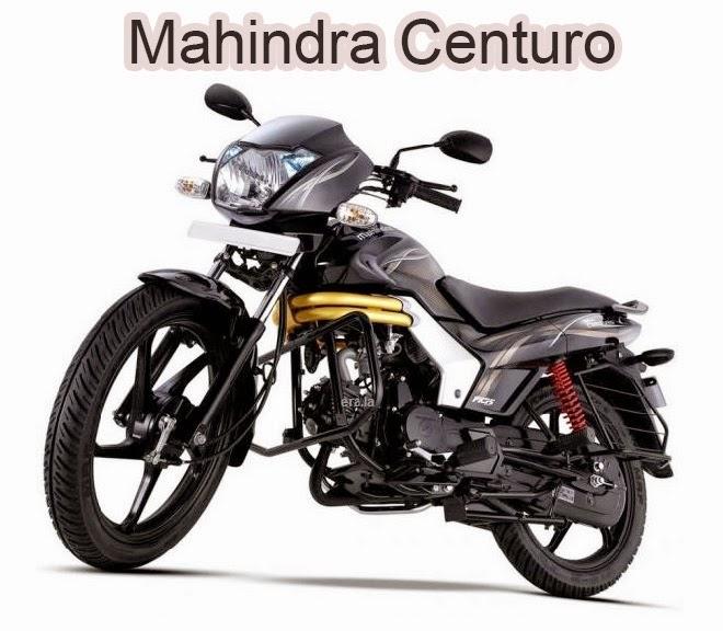 Mahindra Centuro Motorcycle