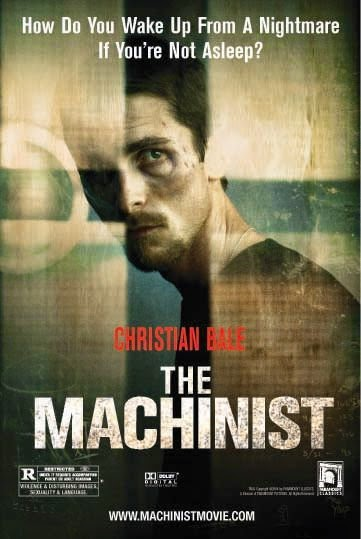 The Machinist (2004) BluRay 720p
