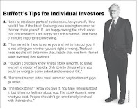 Warren Buffet Investments Tips