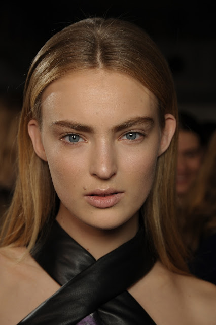 Christopher Kane Beauty Look Fall 2012