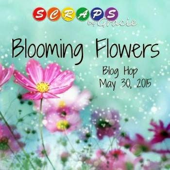 Blooming Flowers Blog Hop