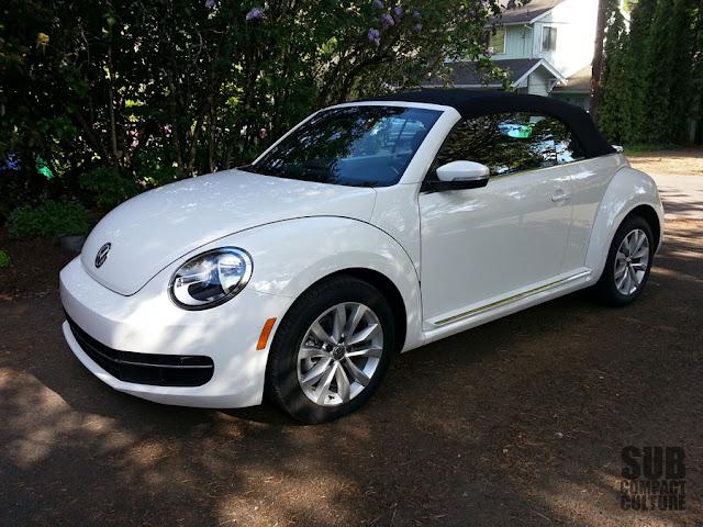 2013 Volkswagen TDI Beetle Convertible