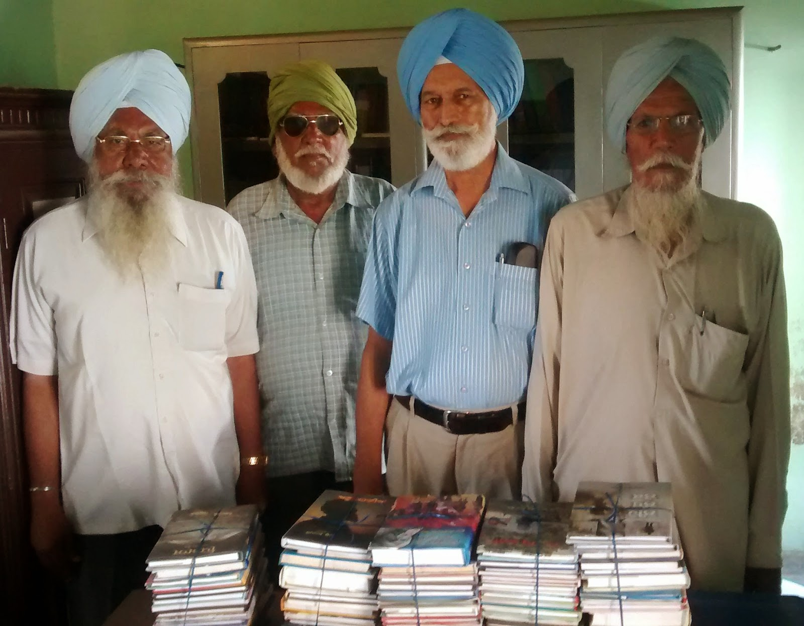 punjabi books library village butahari punjabi writer surinder kailey