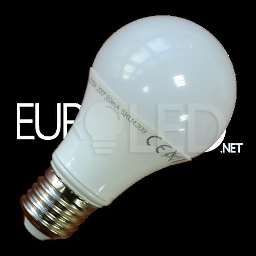 LED Крушка 10W E27 A60 - Евро ЛЕД