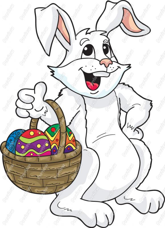 free clipart easter bunny - photo #11