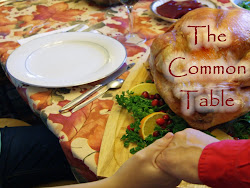 The Common Table: A Life in Food