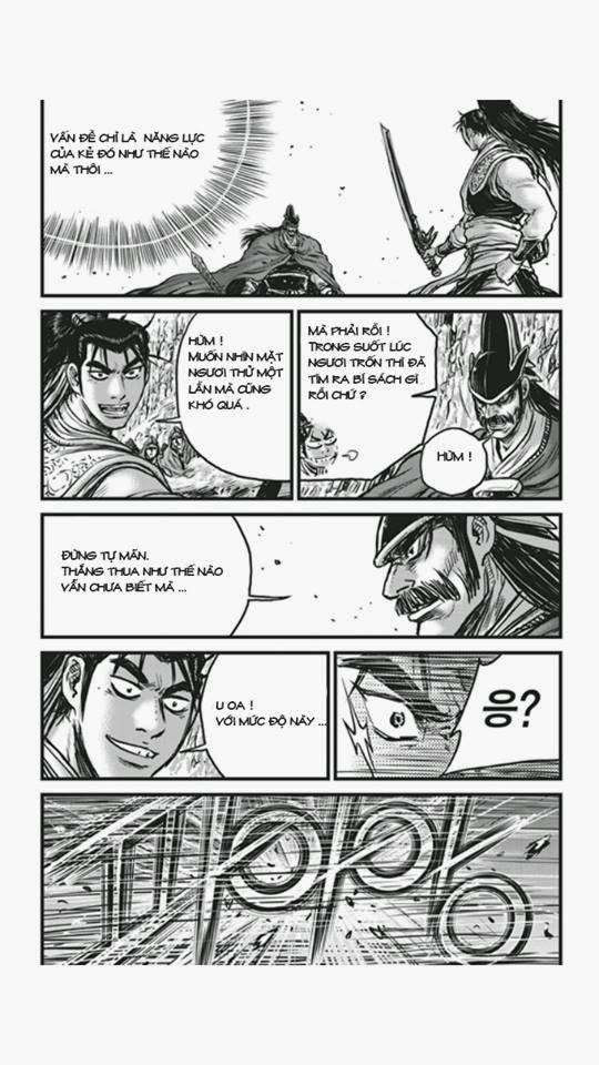 Hiệp Khách Giang Hồ Chap 452 - Trang 8