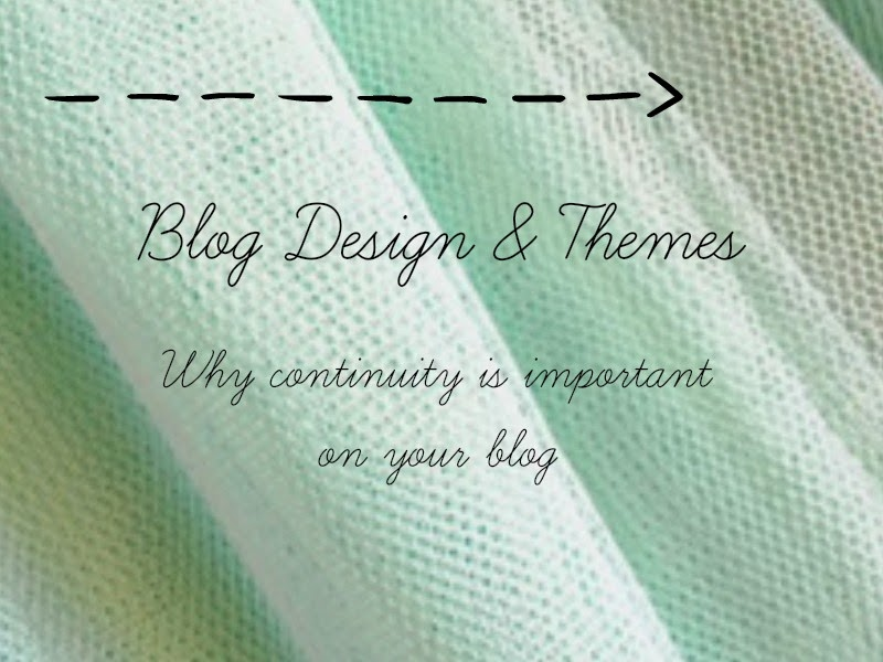 Blog Designs and Theme - Branding