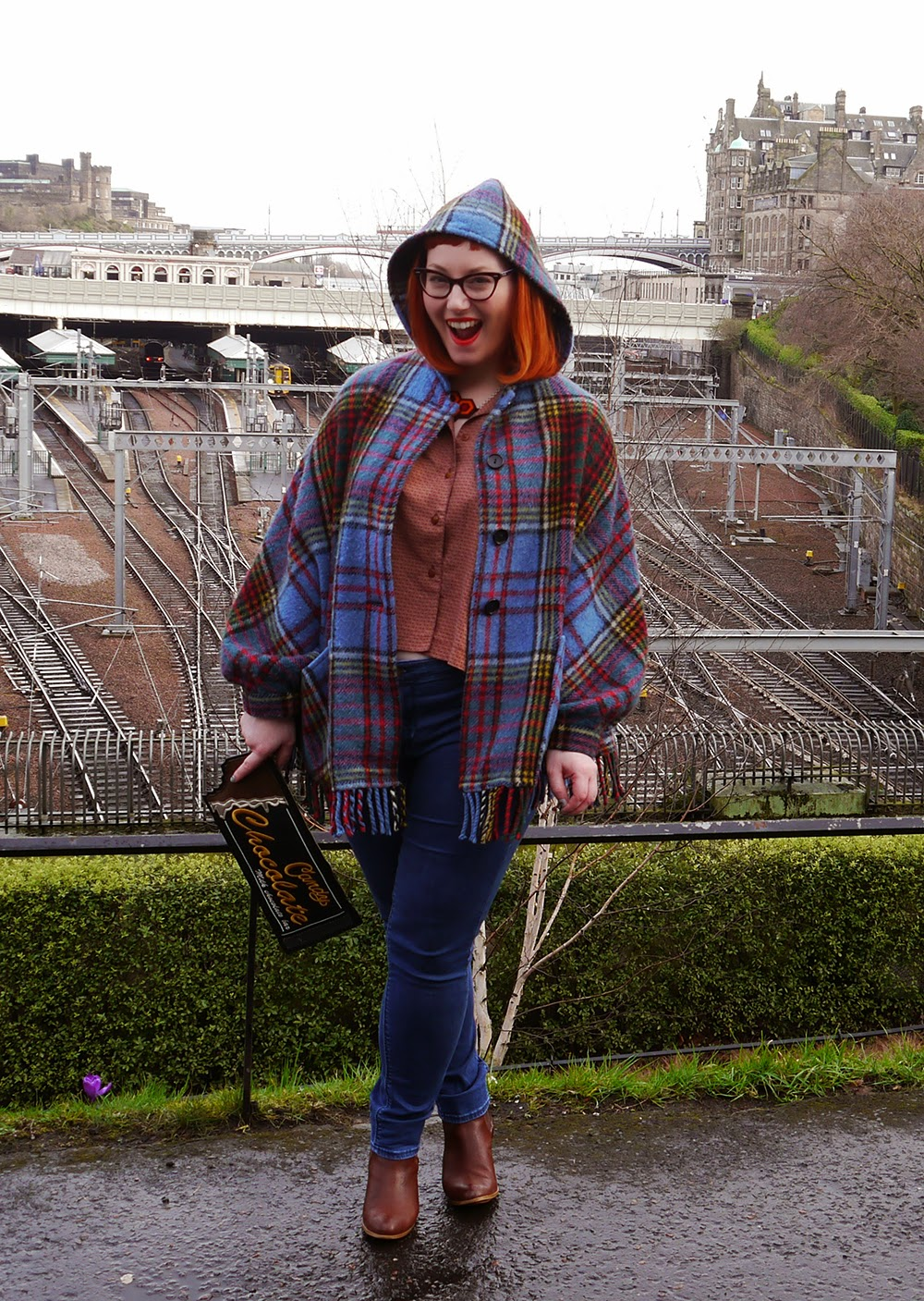 Wardrobe Conversations What Helen Wore Edinburgh Fashion