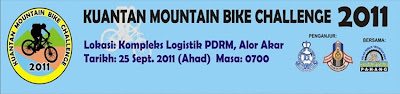 Kuantan Mountain Bike Challenge 2011