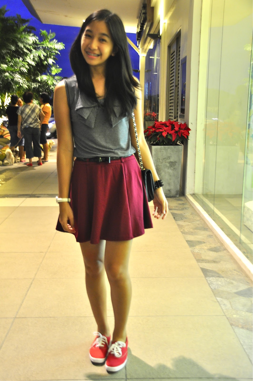 Skater Skirt Outfits With Keds | www.imgkid.com - The Image Kid Has It!