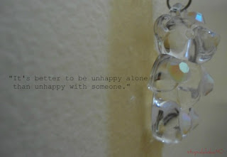 its better to be unhappy quote