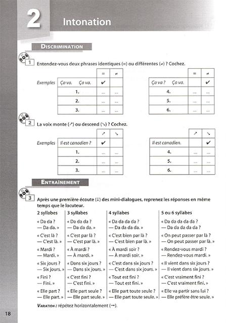 Exercices Phonétique avec corrigés ظƒطھط§ط¨ Les 500 Exercices de Phonأ©tique avec corrigأ©s 2.png