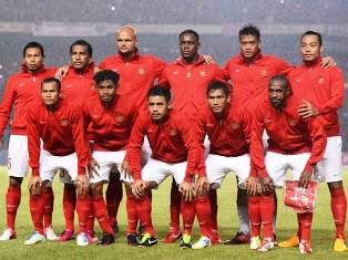 Daftar Pemain Timnas Indonesia Piala AFF 2014