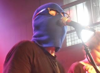 30.04.2015 Münster - Skater's Palace: Masked Intruder