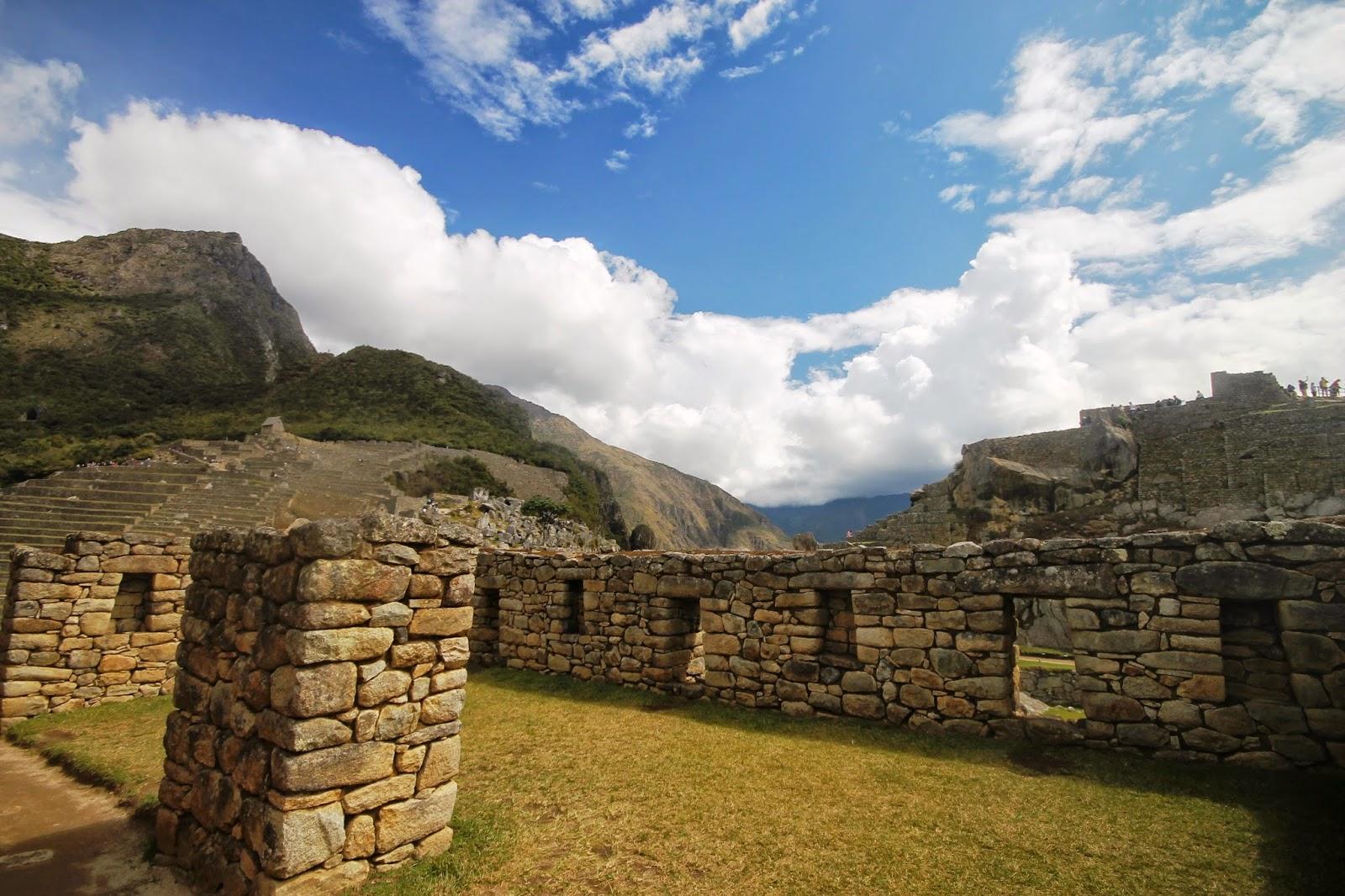 Les Ruines De Pisac Prs Cuzco Au Prou