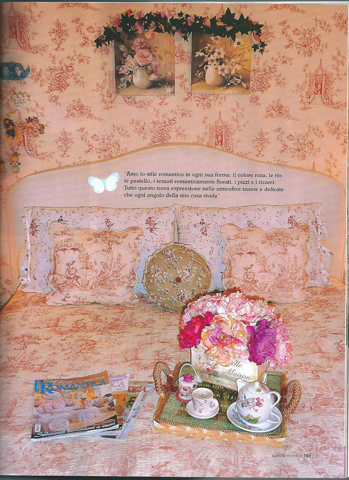 My romantic creations marzo 2012 - Shabby chic casa ...