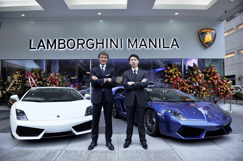Lamborghini Manila Opens Philippine Car News Car Reviews And - Sports car price list