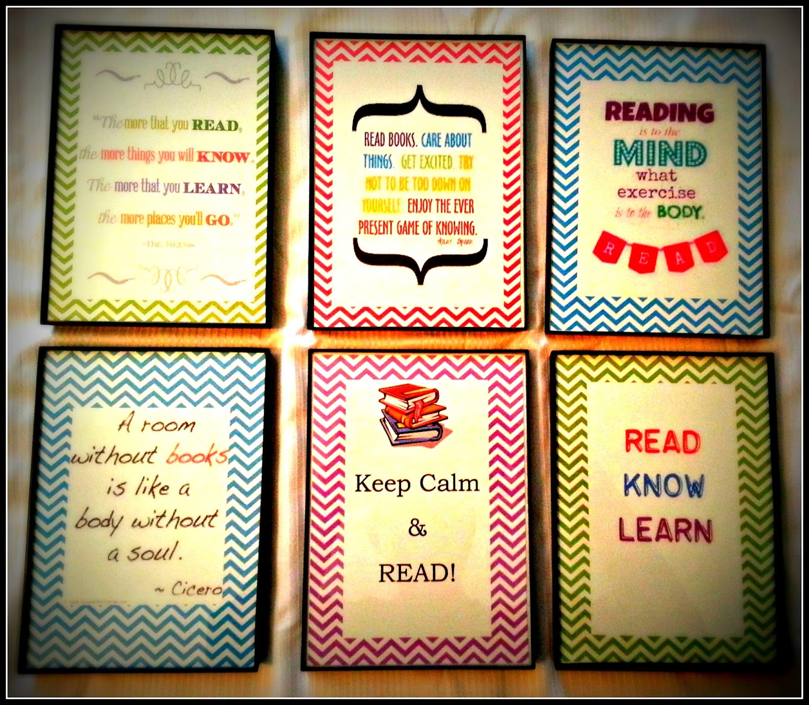 Classroom Quotes The Simply Scientific Classroom Reading Quotes