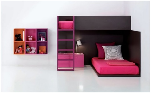 MINIMALIST BEDROOMS FOR CHILDREN MINIMALIST DORMS FOR SISTERS