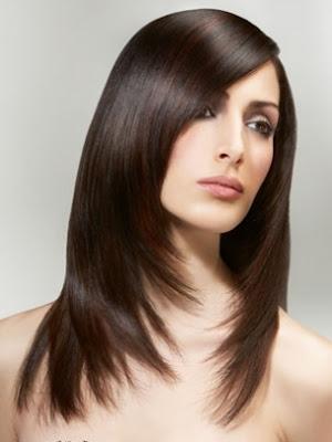 peinado cabello degrafilado